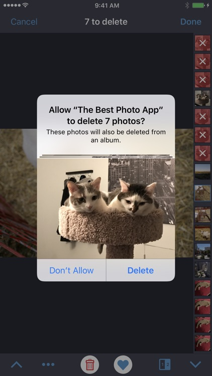 The Best Photo App