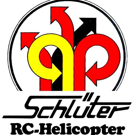Schlüter Modell Helikopter