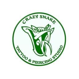 Crazy Snake Tattoo App