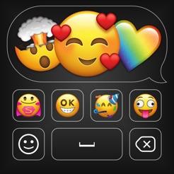 Sfondi Neri Con Emoji Sfondi