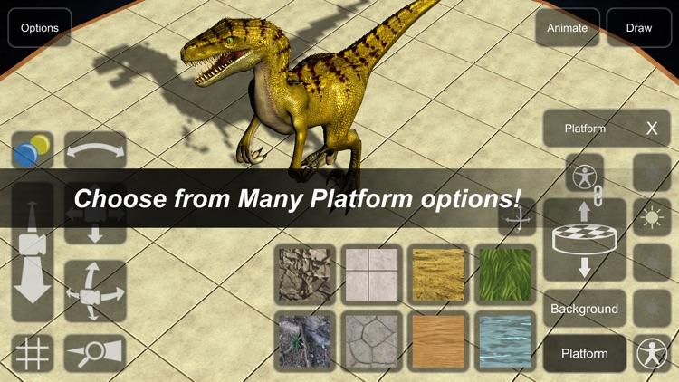 Raptor Mannequin screenshot-5