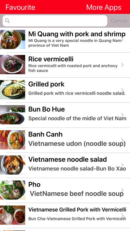 Famous Vietnamese Food Recipes