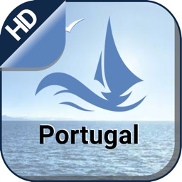 Portugal boating Nautical offline cruising charts