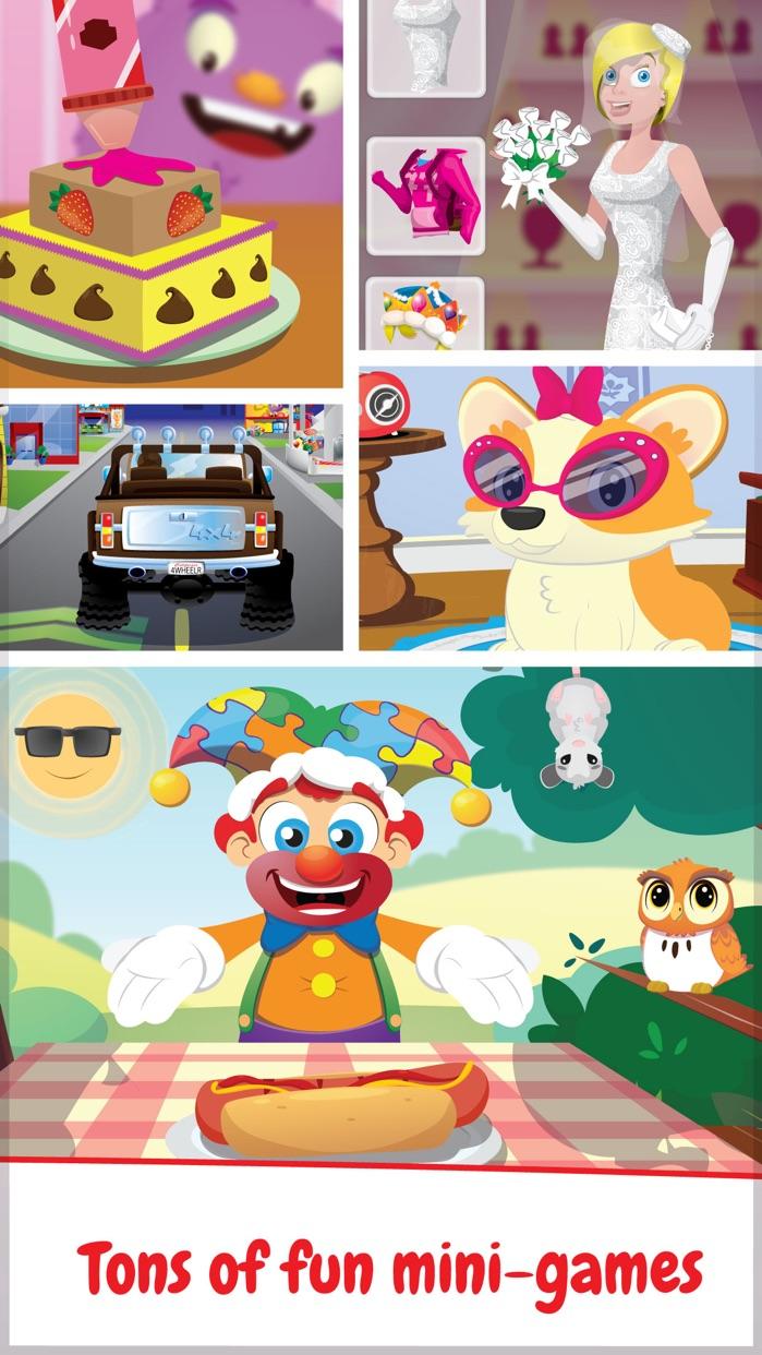 Puzzingo Toddler Kids Puzzles Screenshot