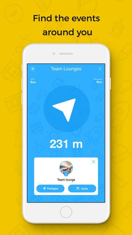 Triber Realtime GPS compass screenshot-4