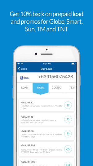 Coins load bills bitcoin na app store capturas de tela do iphone ccuart Images