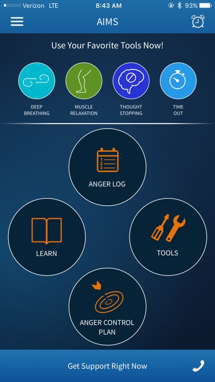 AIMS for Anger Management