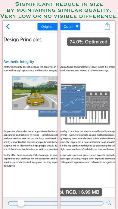 PDFOptim screenshot one