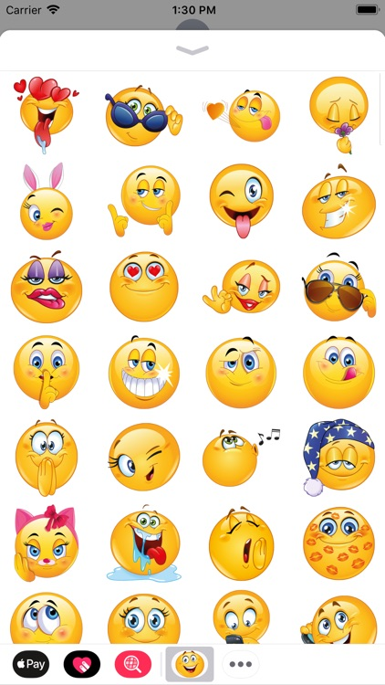Emoji – Stickers for iMessage
