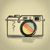 漫畫素描相機