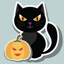 Halloween Sticker Collection