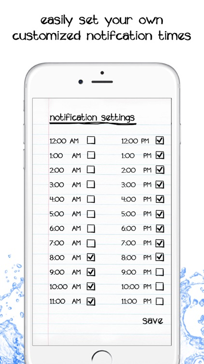 Simple Daily Water Tracker screenshot-4