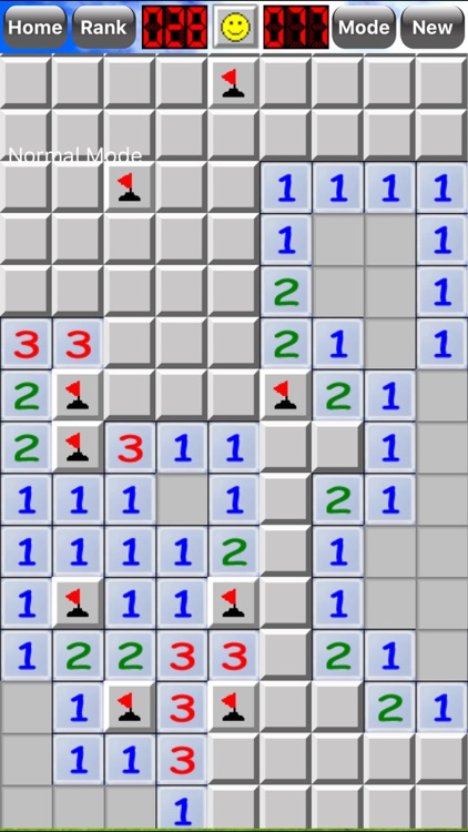 Classic MineSweeper Game.