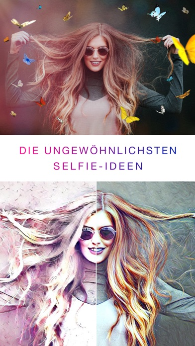 Screenshot for Photo Lab PRO HD: fotoshop art in Germany App Store