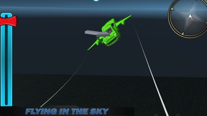 Ex Flying Car Driving screenshot three