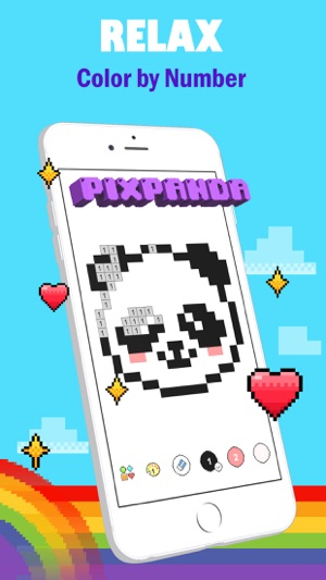 PixPanda - Color with Numbers on the App Store