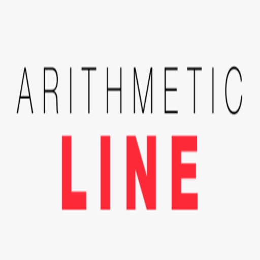 Arithmetic-Line  Control Game