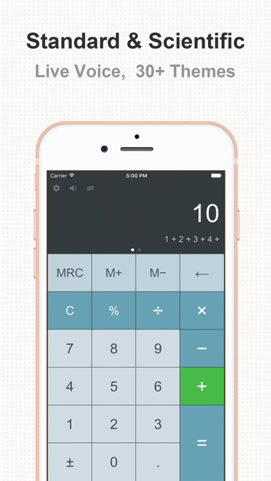 DayCalc Pro - Note Calculator Screenshots