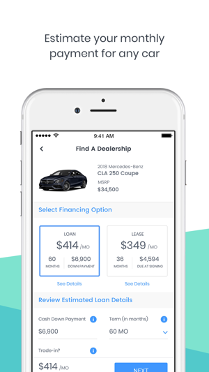 Autogravity Car Loan Lease On The App Store