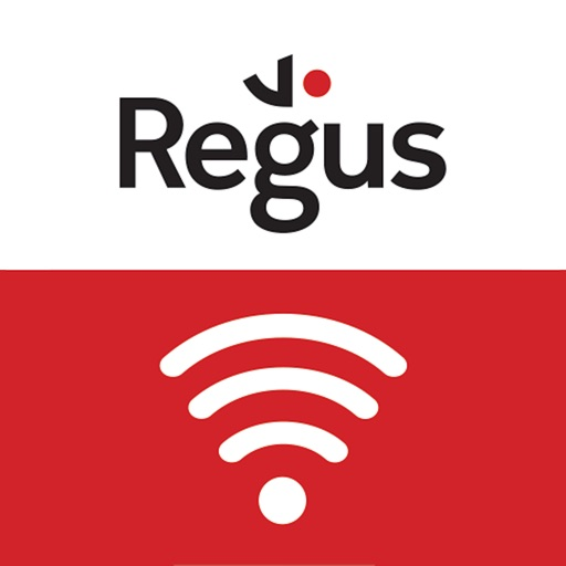 Regus Wi-Fi iOS App