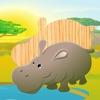 赤ちゃんや小さな子供のためにアニメーション化された動物のパズル!無料キッズゲーム:楽しい&喜びで学習ロジック - iPhoneアプリ