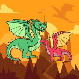 Dragon Legendary Emoji