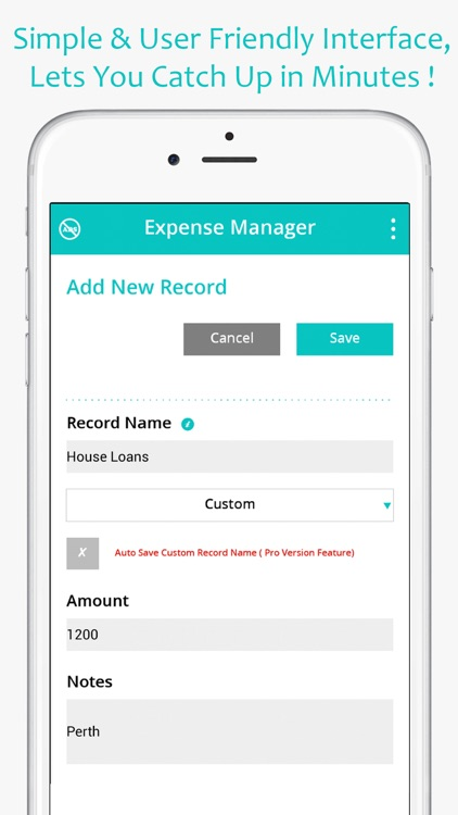 Money Expense Manager screenshot-7