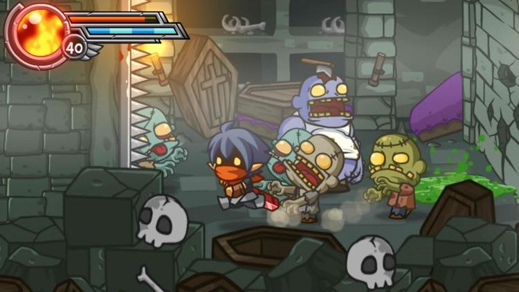 Wonder Blade screenshot-3
