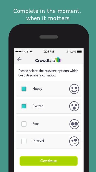 CrowdLab screenshot three
