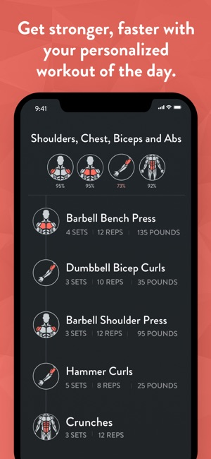 Fitbod Weight Lifting Tracker On The App Store