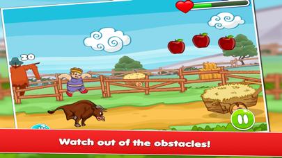 Fatty In Trouble 2 : Bull Ride screenshot three