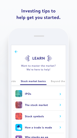 Stockpile Stock Trading On The App Store