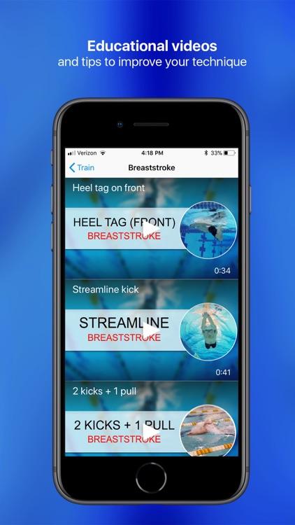 MySwimPro screenshot-5