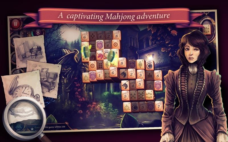 Screenshot #1 pour The Mahjong Huntress