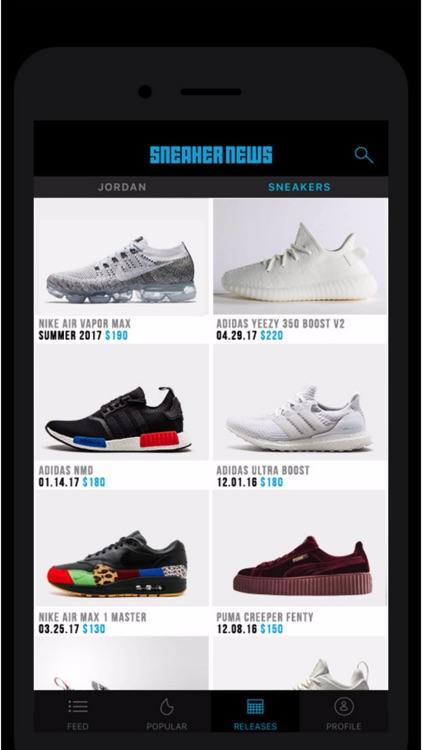 64b176c13b66 Sneaker News App by Sneaker News Inc