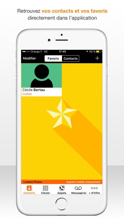 Livebox Phone screenshot-4