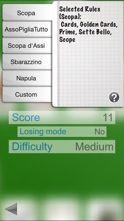 iScopa screenshot-3