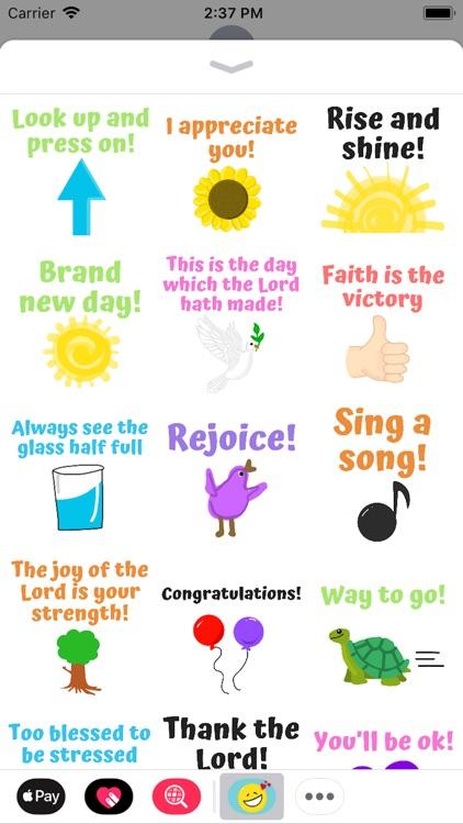 Christian Encouragement Notes screenshot-3
