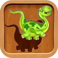 Activities of Animal Jigsaw Puzzle - Animal Zoo Shadow Matching
