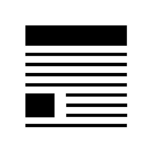 News Widget iOS App