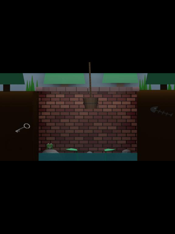 脱出ゲーム 井戸の中のカエル 大海へゆく?のおすすめ画像1
