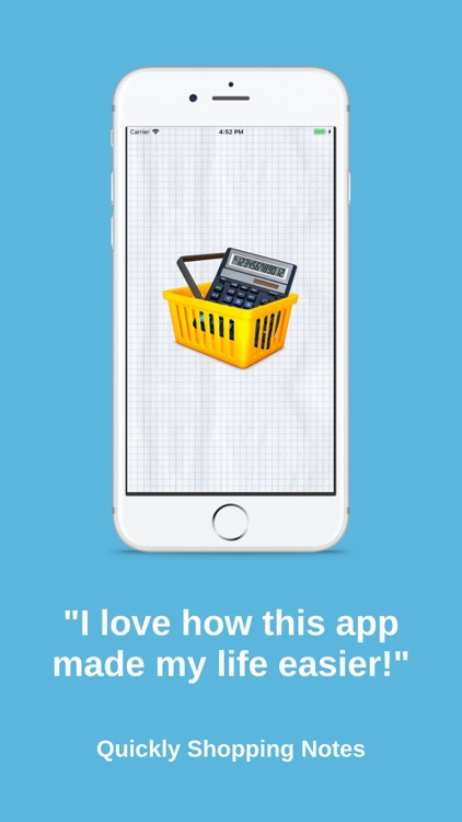 Quickly Shopping Notes screenshot-4