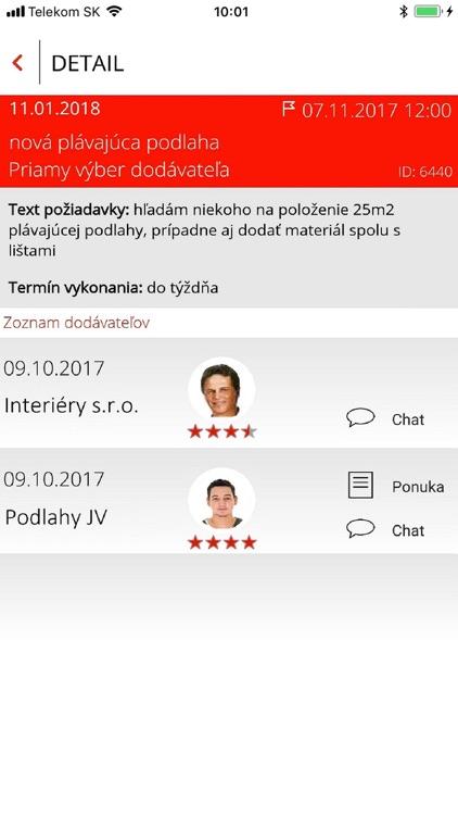 ZSE Profi Zoznam screenshot-4