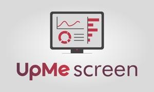 UpMe Screen