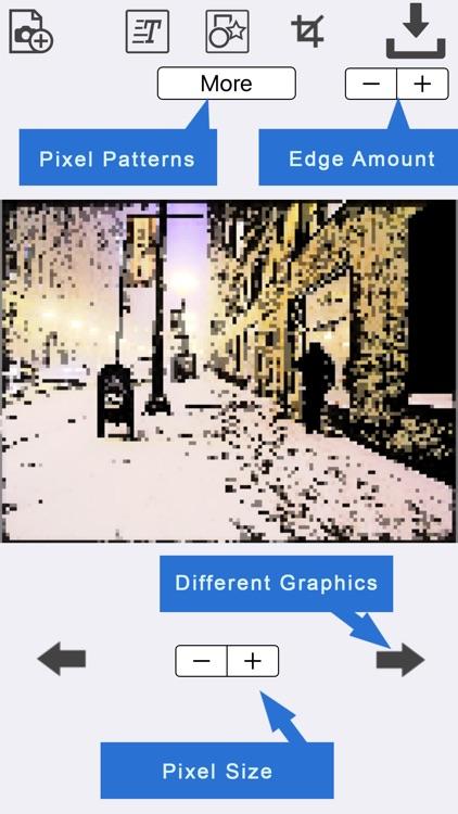 Pixel Art Effect screenshot-3