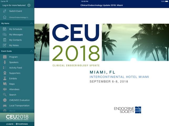 CEU Meetings on the App Store