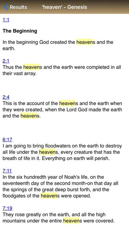 BibleScope: NIV, Message, ERV screenshot-4