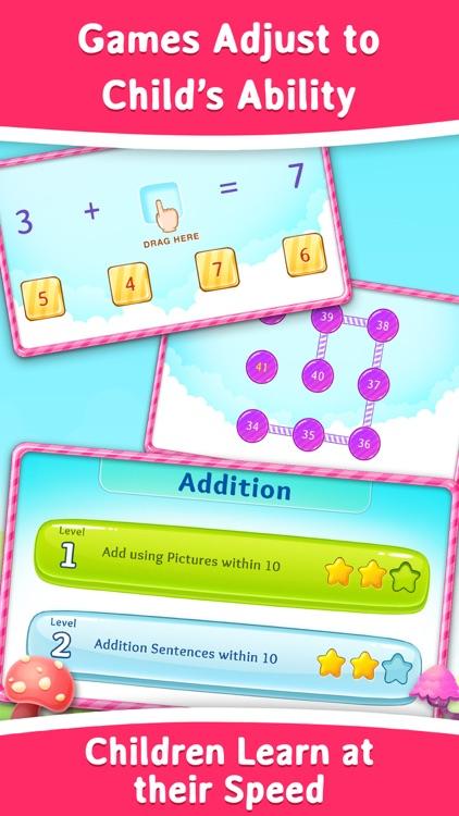 First Grade Splash Math Games screenshot-3