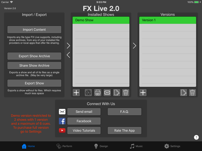 FX Live 2 on the App Store