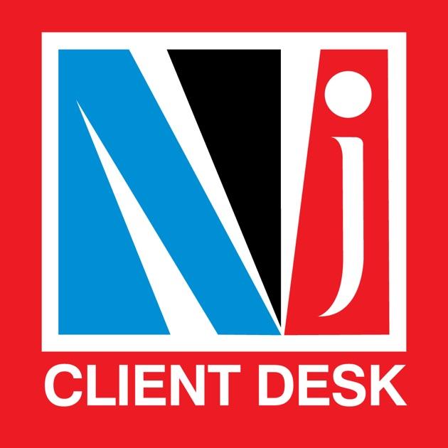 NJ Client Desk On The App Store
